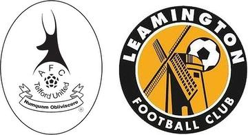 AFC Telford United vs Leamington
