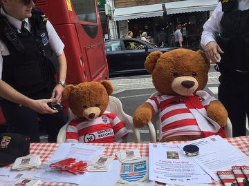 Kingstonian Ted and Kacey K's at the Malden Fortnight