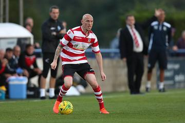 Sean Clohessy in action at Wingate and Finchley